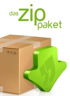 Das ZIP-Paket